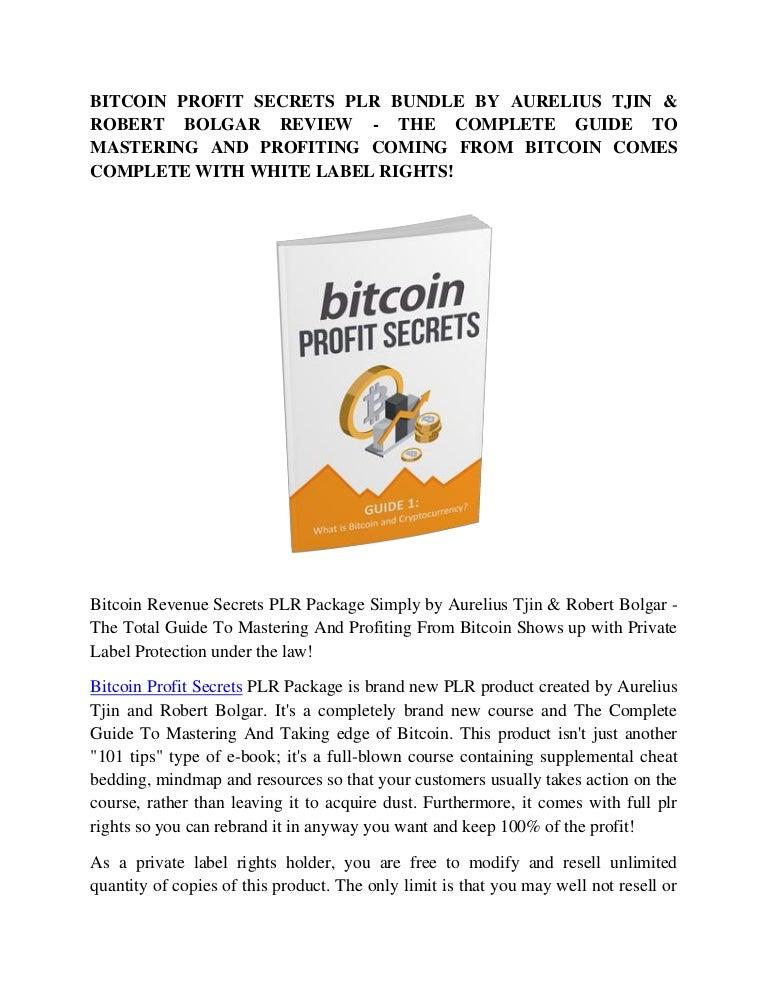 bitcoin profits review