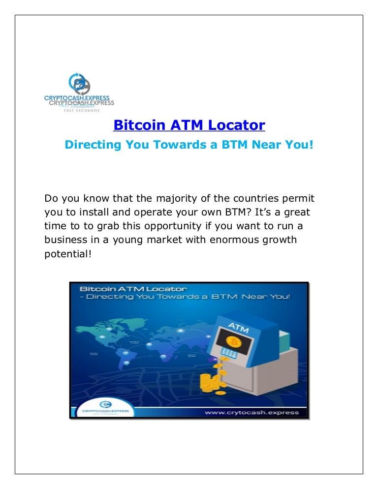 load bitcoin near me