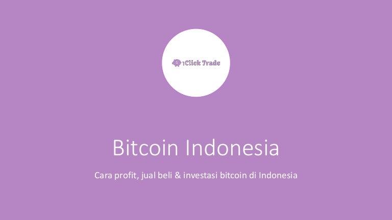 apakah investasi bitcoin menguntungkan