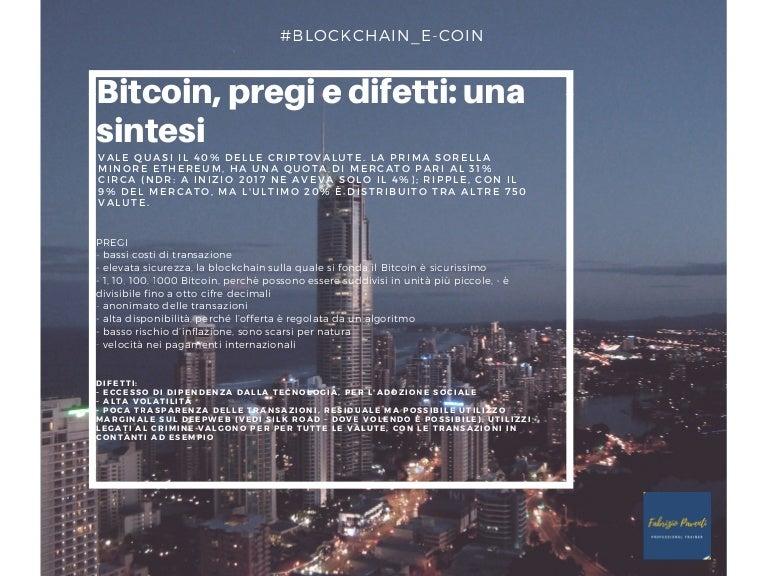 quota di mercato bitcoin