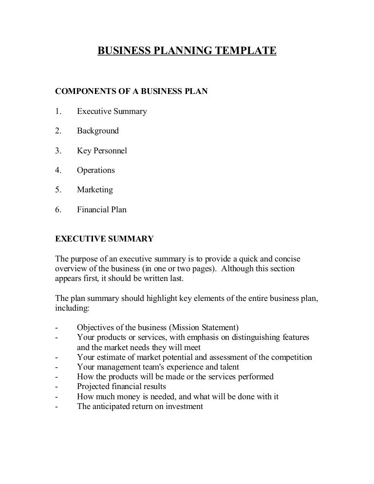 Management Bonus Plan Template  Plan Template