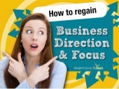 BizSmart Regain Business Direction