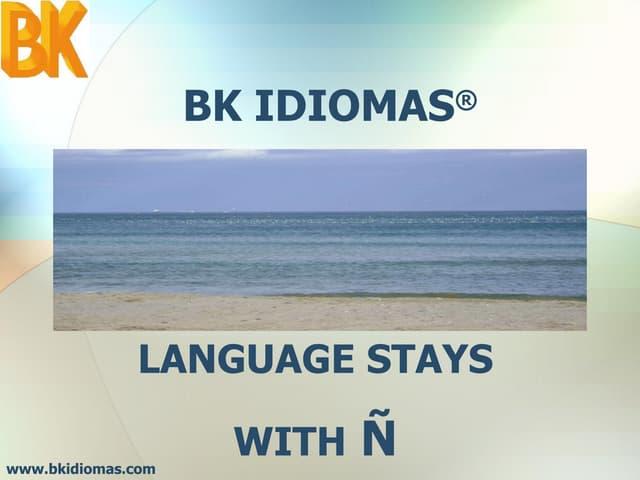 Bk idiomas language holidays en