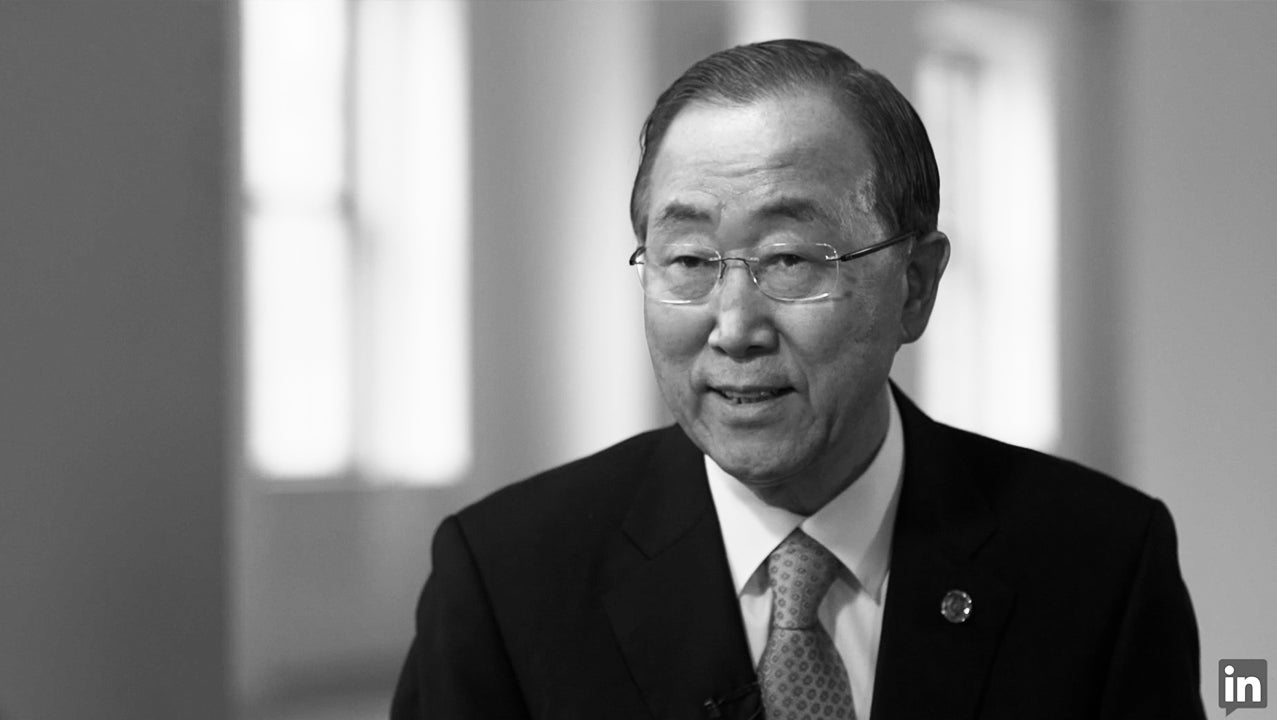 The Experience That Changed Ban Ki-moon's Career