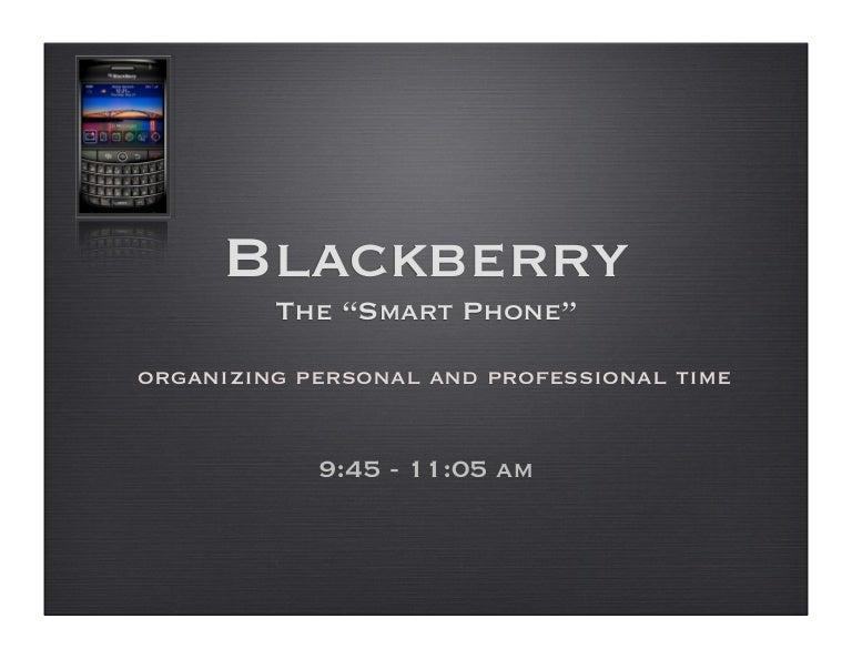 Pdf app blackberry