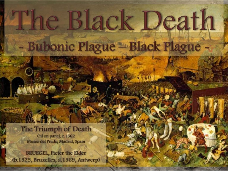 an overview of the black death known as bubonic plague in the history of mankind The black death was an outbreak of disease that killed millions of people across europe and asiaalmost one out of every three people in europe died from the disease, and was at its worst between 1347 and 1351.