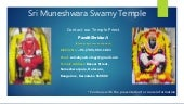Black Magic Removal Temple in Bangalore   One of the Most Powerful One   Solve by Astrology