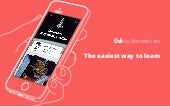 Osh — Curiosity Learning on Mobile