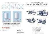 BLH Nobel KIS Load Cell Mounting Advice