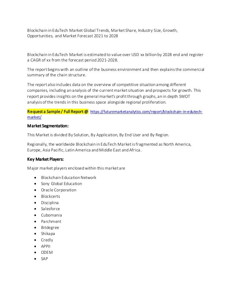 blockchaininedutechmarketglobaltrendsmarketshareindustrysizegrowthopportunitiesandmarketforecast2021 210929143435 thumbnail 4