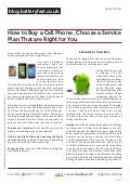 Blog.batteryfast.co.uk how-to-buy-a-cell-phone-choose-a-service-plan-that-are-right-for-you