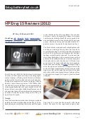 Blog.batteryfast.co.uk hp-envy-15-reviews-2012-