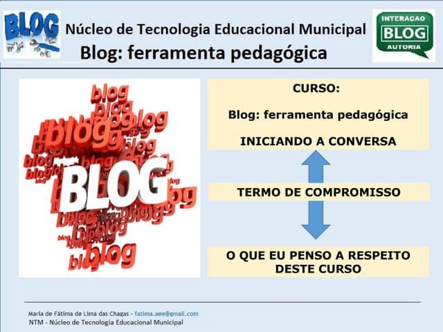 Blog aula 2014 2