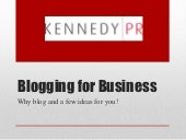Content Marketing 9 Ideas for Blogging for Your Business