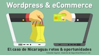 #Blogni: WordPress & ecommerce, el caso de Nicaragua