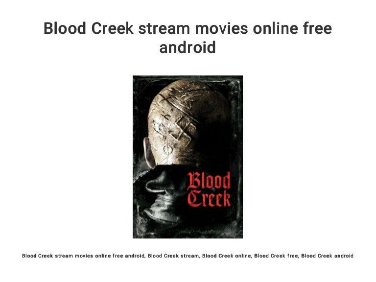 Blood Creek Stream