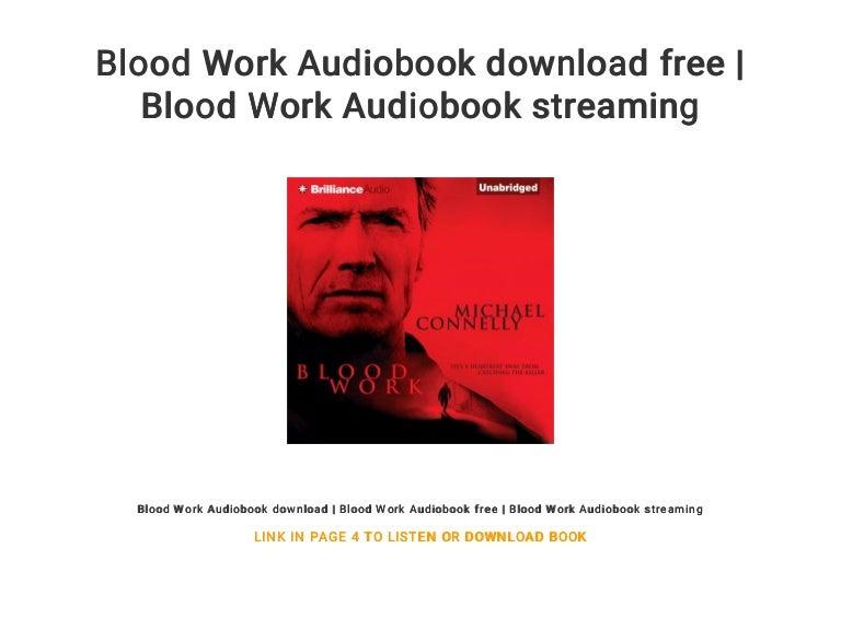 Blood Work Stream
