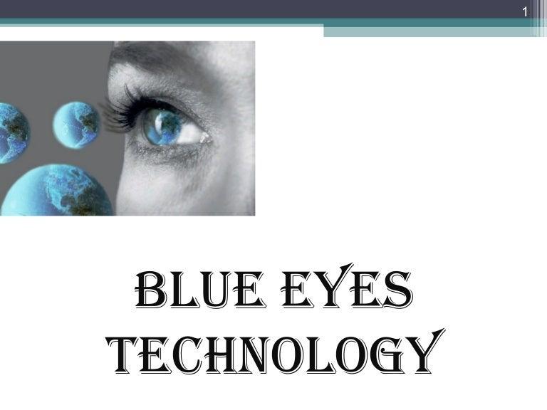 blue eyes ppt