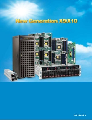Blue line Supermicro Server Building Block Solutions