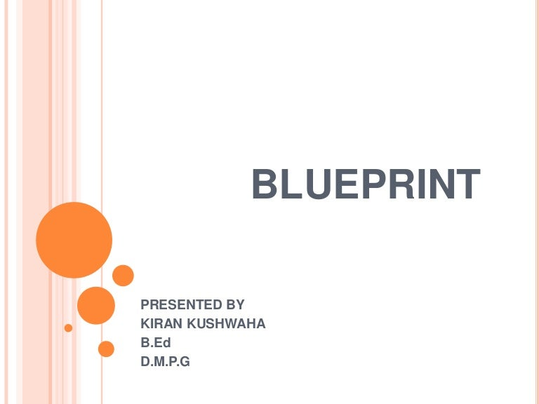 Blueprint in education malvernweather