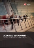 BLURRING BOUNDARIES