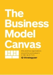 Business Model Canvas Research Report