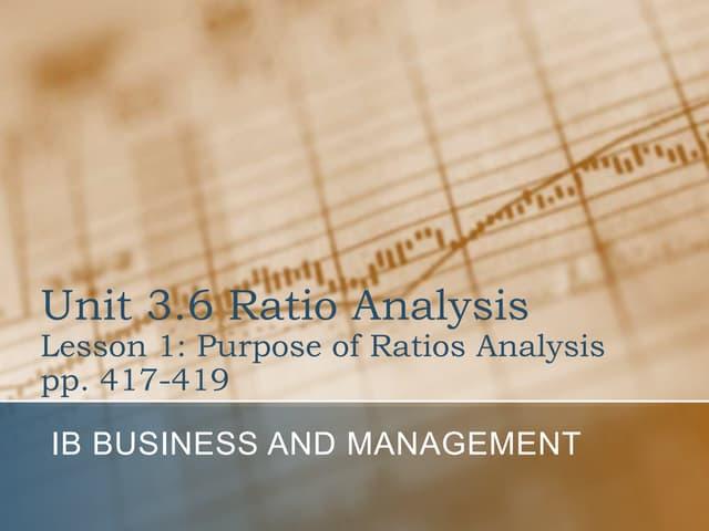 The Business IA (HL)
