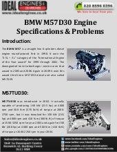 Bmw Engine Numbers