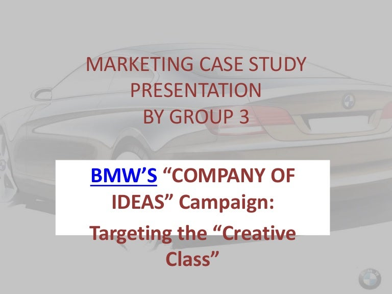 marketing bmw case study essay example Environment essay: business ethics case study environmental compliance is a thing that plays a positive role for further successful business development according to the latest news, the main focus of the business should be avoiding environmental liabilities the main objective of this paper is to.