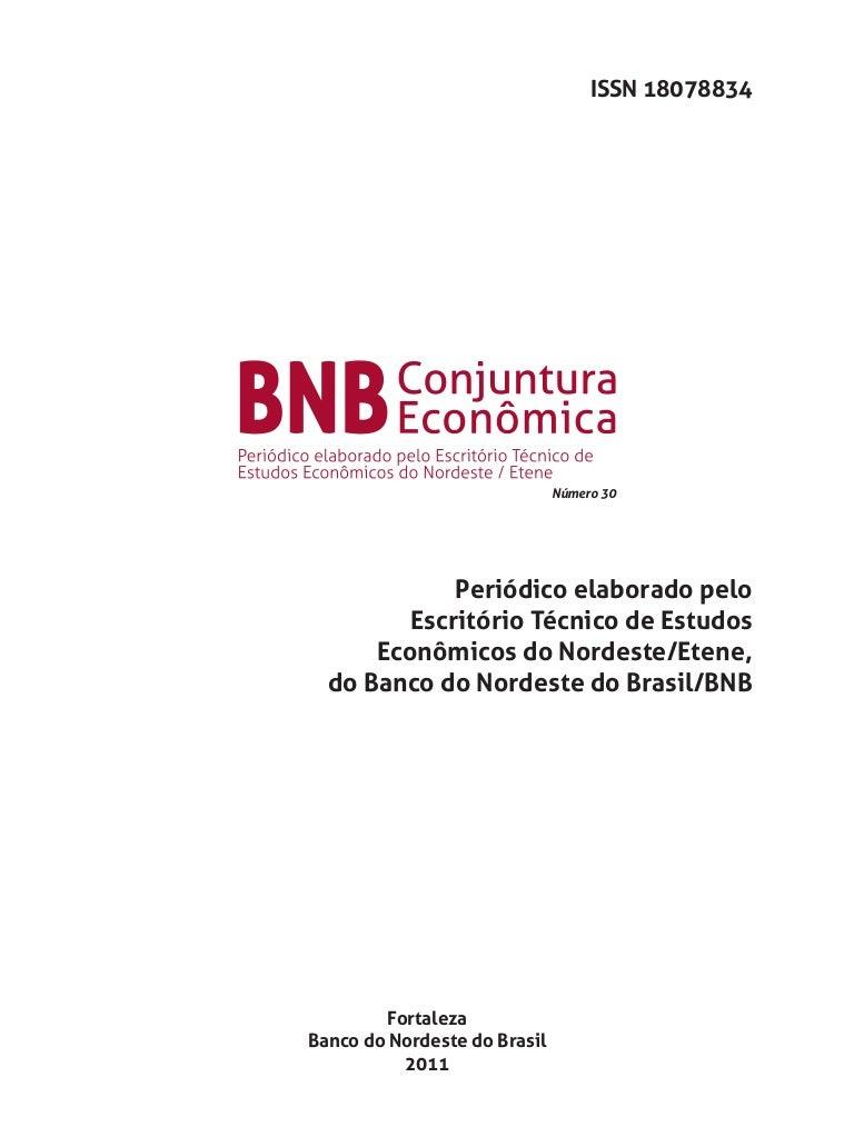 Bnb conjuntura econmica fandeluxe Images