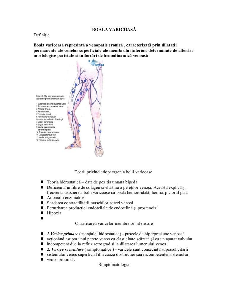 Unde sunt localizate venele flebotomie