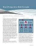 The five lines of defense -- a shareholder's perspective - Board Perspective:Risk Oversight issue 51