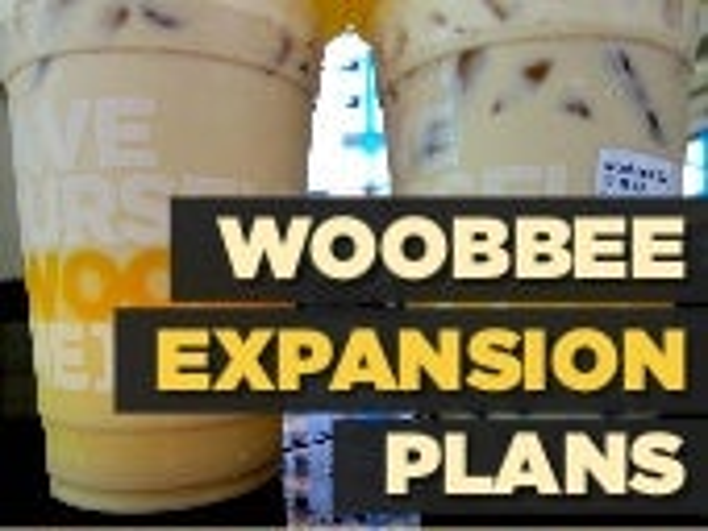 Woobbee Bubble Tea Expansion Plan