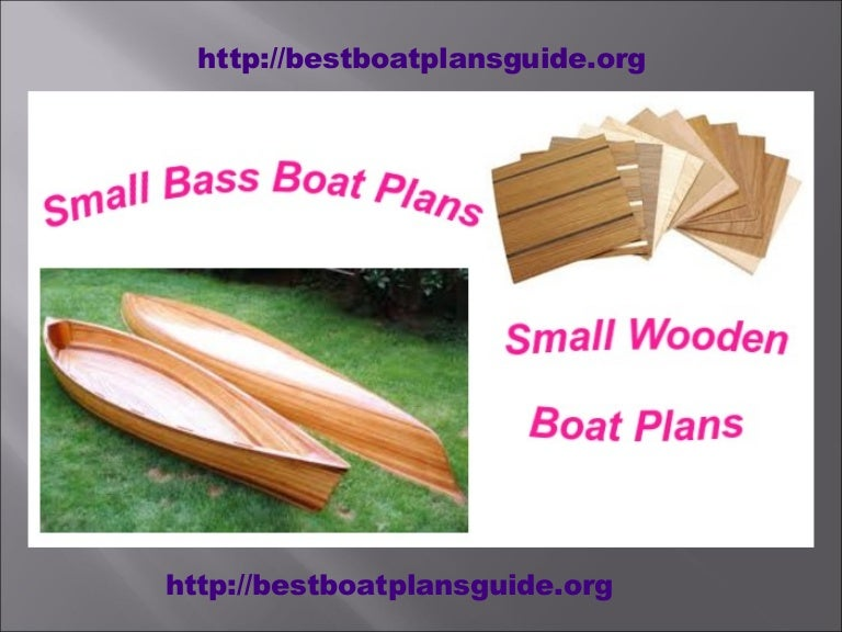 Small Bass Boat Plans Small Wooden Boat Plans