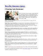 Boca Bay Insurance Agency