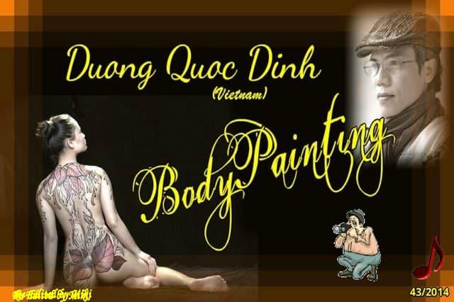 Body painting Vietnam