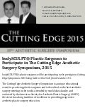 bodySCULPT® Plastic Surgeons to Participate in The Cutting Edge Aesthetic Surgery Symposium, 2015