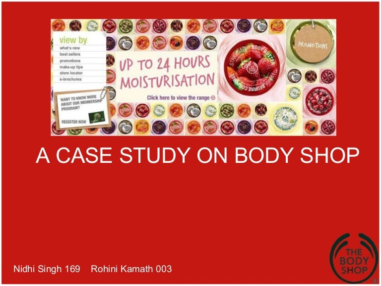 a healthy body shop excel