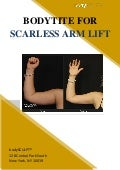 BodyTite for Scarless Arm Lift