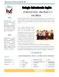 Boletin 1 er trimestre 2019 2020 Seccion Infant-Junior
