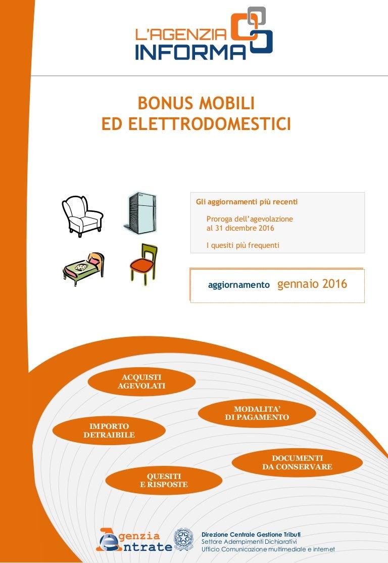 Detrazione Tinteggiatura Interna 2016 bonus mobili 2016