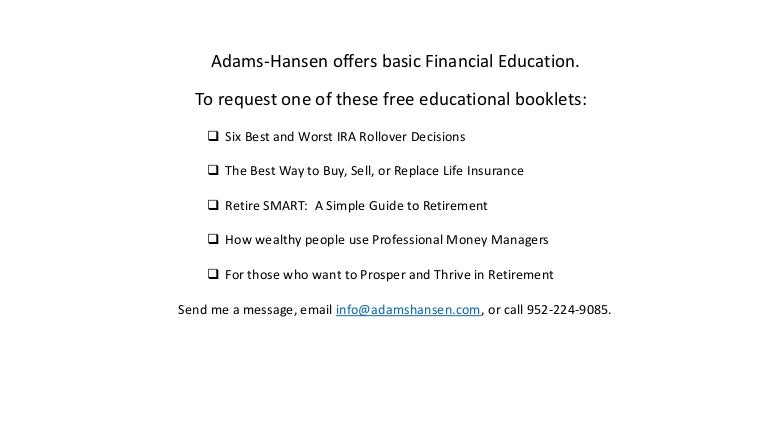 financial education booklets