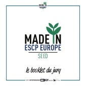 Booklet Made In ESCP Europe - Seed