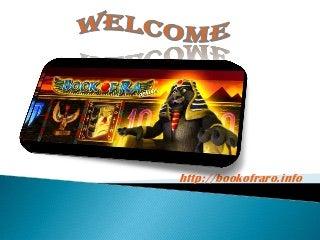 Book of ra casino