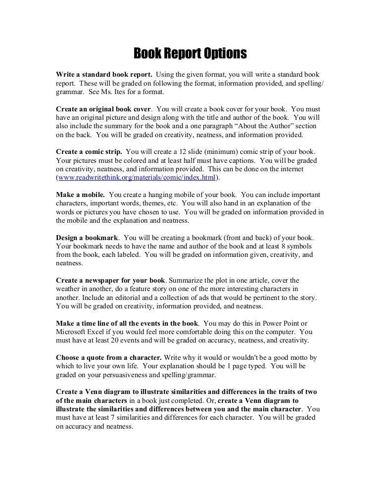 Book Report Mobile Template Alanscrapleftbehind