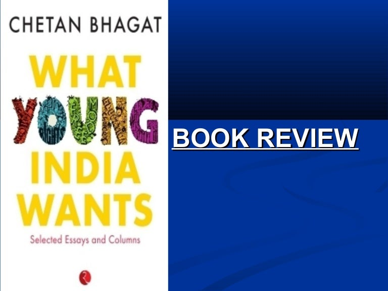 Chetan Bhagat New Book What Young India Wants Pdf