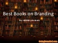 Books on Branding