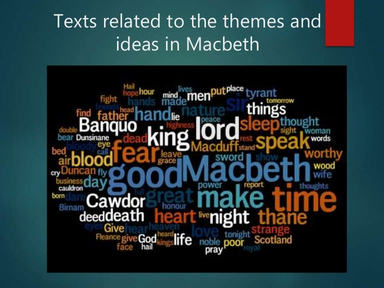 essay on the theme of kingship in macbeth Home free essays macbeth theme of kingship what is kingship during the shakespearean time, being a king means that you are god-appointed to rule on earth.