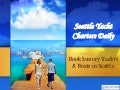 Seattle Yacht Charters & Boat Rentals
