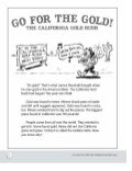 BoomTown worksheet: Go for the Gold